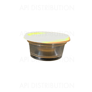 POT PLASTIQUE RATION 40g