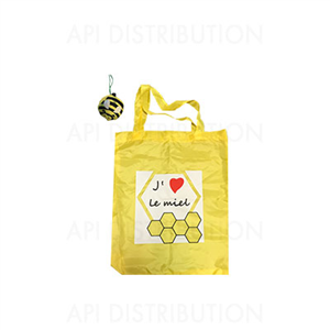 "SAC PLIABLE ABEILLE ""BEE BAG"""