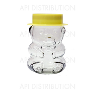 POT VERRE OURSON 285ml TO58