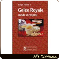 GELEE ROYALE MODE D'EMPLOI